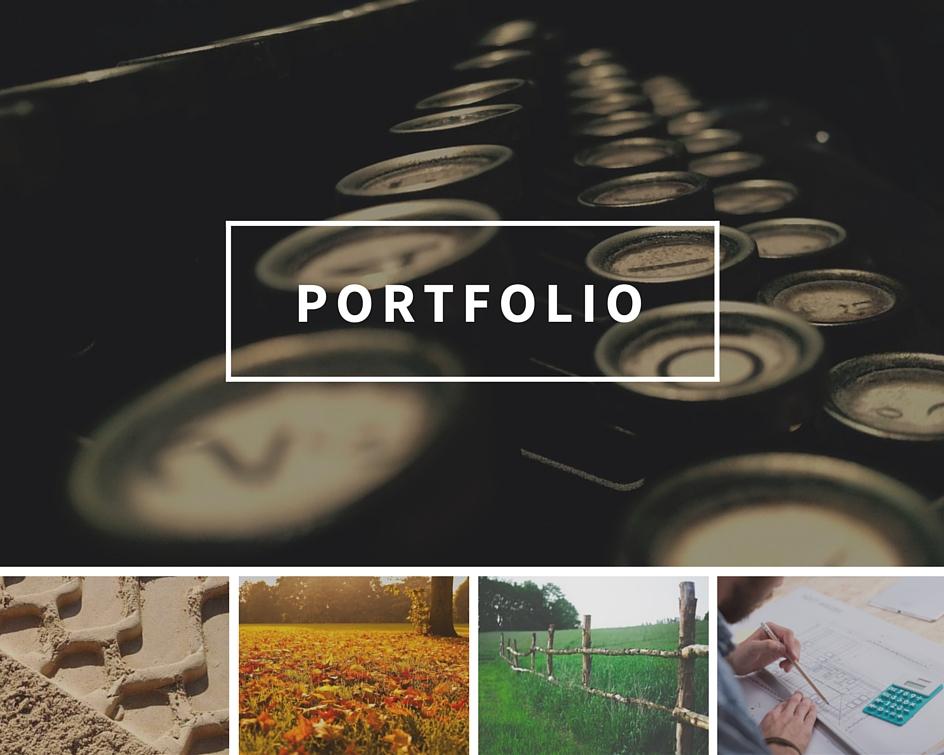 content portfolio