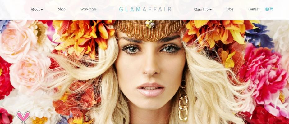 glam-affair-website-header